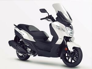SYM「ジョイマックス Z 250」【1分で読める 2021年に新車で購入可能な250ccバイク紹介】