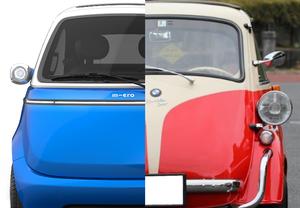 """思わず予約した小型EVマイクロリーノの市販型がついに発表 購入を前に""""憧れのBMWイセッタ""""に会いにいく!"""