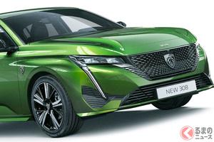 プジョー新型「308」フランス市場で登場 日本は2022年前半に導入決定!