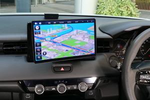 【実機で見る】最新カーナビ、ストラーダ2021年モデル 「CN-F1X10BHD」の注目点