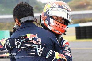 """大津弘樹、ただ1人""""スリック""""で挑んだQ3で自身初ポールポジションを獲得【第6戦もてぎ予選レポート】"""