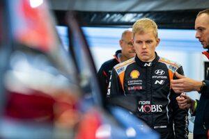戦列去ったタナク「かなりの衝撃。進入速度が速すぎたのだろう」/WRC第11戦スペイン デイ1後コメント