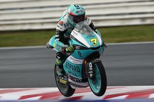 Moto3エミリア・ロマーニャ決勝:フォッジア優勝、タイトル争い更に僅差に。日本勢は佐々木が8位