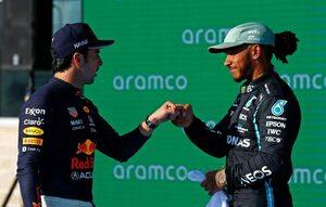 メルセデス、FP1のセットアップに戻すもポールに届かず「今日のレッドブルは速すぎた」とハミルトン/F1第17戦