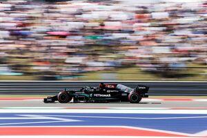 予選2番手に甘んじたハミルトン「予選で少しずつ後退していってしまった」|F1アメリカGP