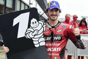 "【MotoGP】バニャイヤ、""ライバル""クアルタラロの苦戦もアプローチ不変「唯一できることは、明日勝つことだけ」"