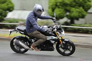 小さいBMWバイク「G310R」に凝縮された走りの魅力! しかも普通二輪免許で運転できる