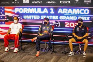 F1第17戦アメリカGP予選トップ10ドライバーコメント(2)