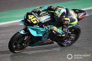 【MotoGP】バレンティーノ・ロッシ、ペトロナスSRTでの初走行は「奇妙な感じ」|カタールテスト