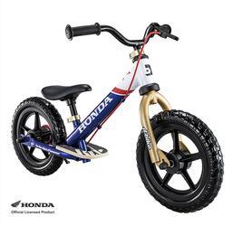 キッズ向けディーバイクにHONDAモデル登場。これ、ブレーキングも学べるんです