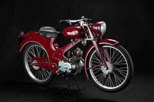 黎明期から速さと耐久性を両立したラベルダ──珠玉の1950年代イタリアンモーターサイクルvol.4