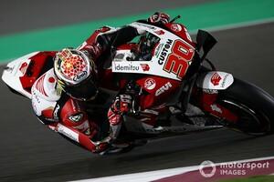 【MotoGP】中上貴晶「最新型バイクはかなり違っている」エンジンの特性にはポジティブ評価|カタールテスト