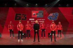〈MotoGP〉ドゥカティ・チームが2021年チーム体制発表【RIDING SPORT】