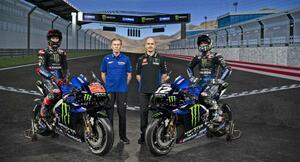 モンスターエナジー・ヤマハ・MotoGPが2021年チーム体制を発表【RIDING SPORT】