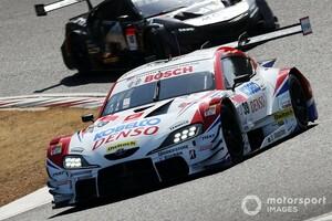 【スーパーGT】岡山公式テスト2日目レポート|GT500は39号車SARDのコバライネンが最速を記録