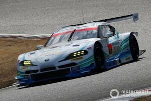 【スーパーGT】GT500は37号車KeePerTOMS、GT300は60号車LMコルサがトップタイム。岡山公式テスト|セッション4タイム結果
