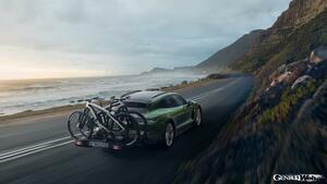 タイカン クロスツーリスモに搭載可能! ポルシェが2種類の電動自転車を発表