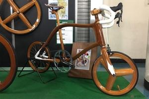 自転車ビルダーの作品を自宅で観賞 2021年の「ハンドメイドバイシクル展」はオンラインで開催中