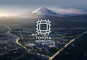トヨタ、未来の実証都市「Woven City」の地鎮祭を実施