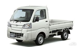 ダイハツ  10代目ハイゼット トラック(S500P/S510P型)の荷台の広さはどれぐらい?