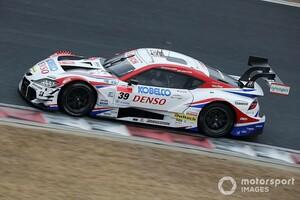 【スーパーGT】GT500は39号車SARD、GT300は87号車JLOCがトップタイム。岡山公式テスト|セッション3タイム結果