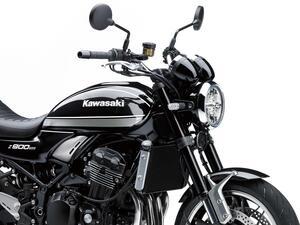 カワサキが「Z900RS」の2021年モデルを発売! 2020年モデルとのカラーを比較してみよう