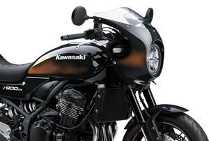 カワサキが「Z900RS」「Z900RS CAFE」の2021年モデルを発表! 2020年モデルとのカラーを比較してみよう