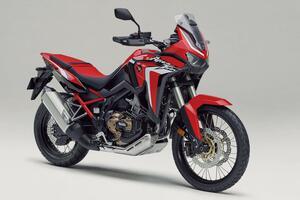 ホンダ「CRF1100Lアフリカツイン/デュアルクラッチトランスミッション」【1分で読める 2021年に新車で購入可能なバイク紹介】