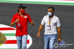 【スーパーGT】ジュリアーノ・アレジ、今季はSFライツとGT300参戦へ? 父ジャン・アレジが明かす