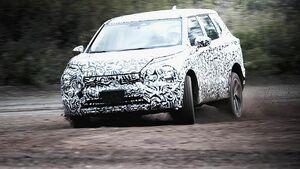 三菱自動車、新型「アウトランダー」の開発シーンを一部公開 北米向けは2/17オンライン発表