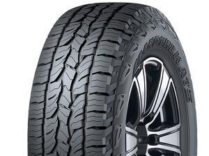 ダンロップのオールラウンドSUV用タイヤ「グラントレックAT5」発表。オン/オフロード性能を両立