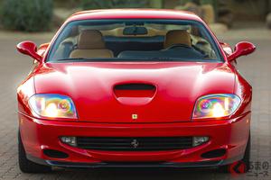 元ロッド・スチュワートのフェラーリに注目! 「550マラネロ」は掘り出し物件か?