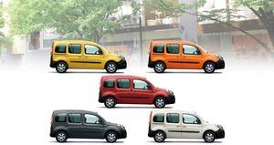 【5色の限定車/詳細は?】ルノー・カングー・パナシェ発売 380台限定