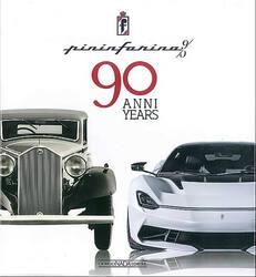 全てのエンスージアストにおすすめしたい、イタリア最大のカロッツェリア「ピニンファリーナ」90年のすべて【新書紹介】