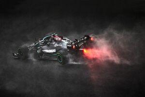 F1分析|ハミルトン&ルクレール、トルコGP決勝でタイヤ無交換をするべきだったのか?