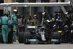 """ピレリ、F1トルコGPでルイス・ハミルトンの""""タイヤ無交換作戦""""は成功しなかったはず……と主張"""