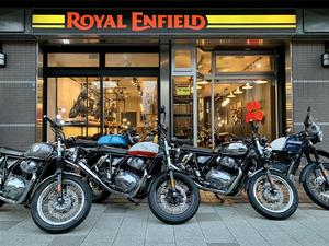 神戸市に「ROYAL ENFIELD /MUTT Motorcycles 神戸ショールーム」がオープン