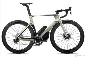 自転車そのものがエアロパーツか!? スペイン・バスク地方の老舗自転車メーカー「オルベア」の意欲作