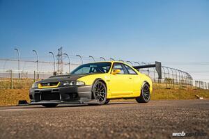 「GT-R最速はオレだ!」最先端のカスタムメイキングを詰め込んだ美しきBCNR33