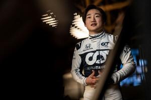 アルファタウリF1代表、ルーキー角田裕毅に大きな期待「素晴らしいレースを見せてくれるはず」