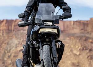 どうなる? ハーレーダビッドソンのアドベンチャーバイク「パン アメリカ」は2021年2月22日に正式発表予定! プロトタイプから機能・装備を考察