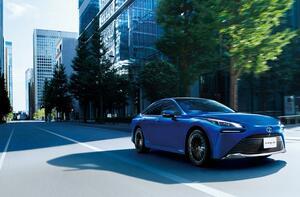 トヨタMIRAI、Honda e、新型日産ノートなど、将来のモータリゼーションを予感させるモデルが目白押し