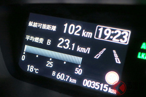 「クルマに求める燃費は最低いくつ?」 ユーザーは現実的な数値を求めていた?