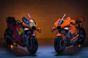 MotoGPクラスで初タイトル獲得に向け勢いを増す4人のKTMライダーたち