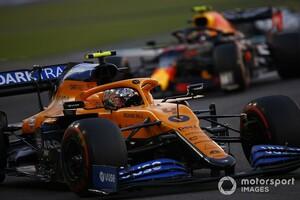 F1は残酷な世界……友人アレクサンダー・アルボンのシート喪失にランド・ノリス「残念」