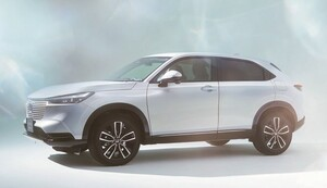第2世代となる新型ホンダ・ヴェゼルが世界初公開。発売は本年4月を予告
