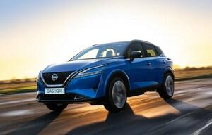 日産の欧州向け主力SUV「キャシュカイ」が新型に。新マイルドHVとe-POWERを搭載
