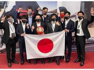 サービス技能コンテストAudi eTwin Cupの世界大会で、日本代表が「サービス部門」2位入賞