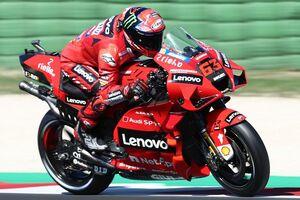 【MotoGP】絶好調バニャイヤ、走りの師匠はホルヘ・ロレンソ? 「彼のデータを研究して作業してきた」