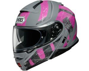 SHOEIのシステムヘルメット「ネオテックII」に新たなグラフィックモデル「ジョーント」が登場! カラーは3色